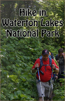 Hike Waterton Lakes National Park