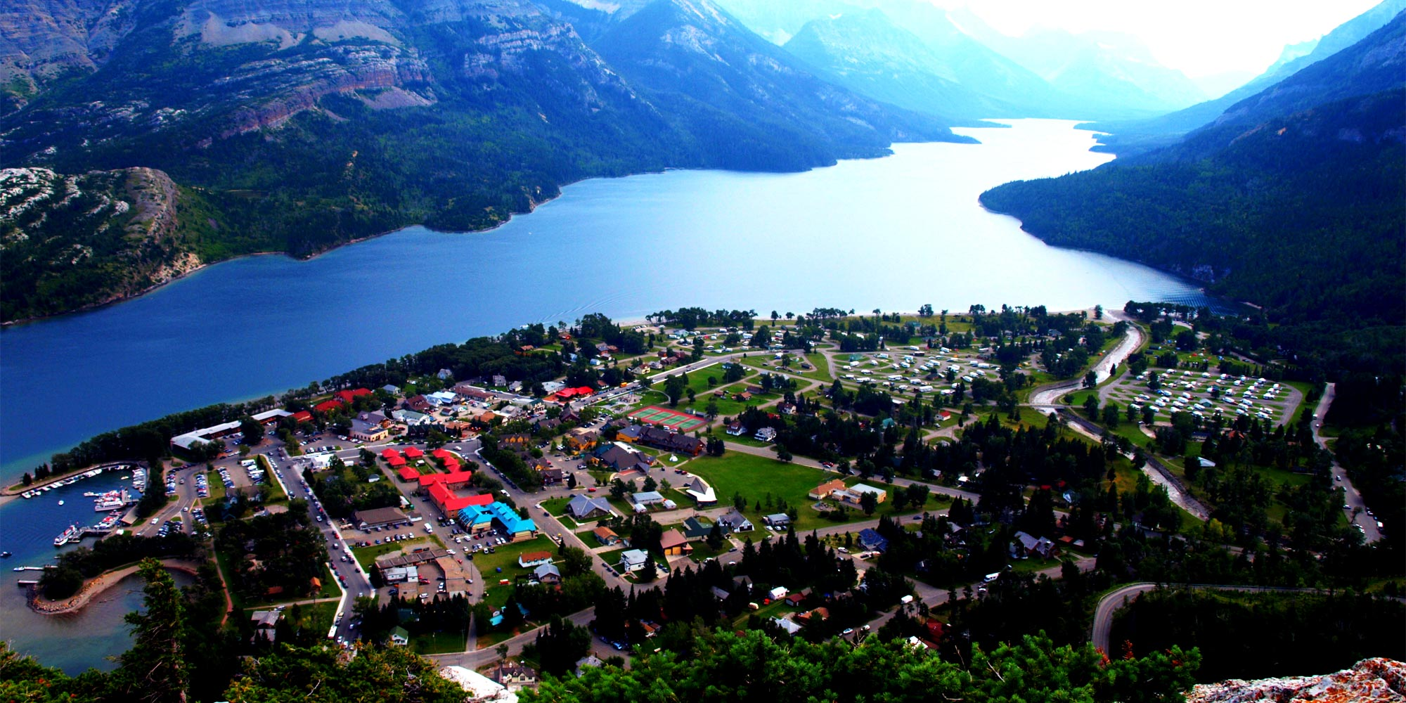 Experience Waterton Lakes National Park